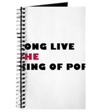 Long Live The King Of Pop Journal