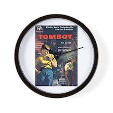 "Wall Clock - ""Tomboy"""