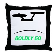 Star Trek Throw Pillow