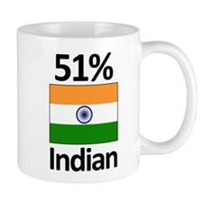 51% Indian Mug