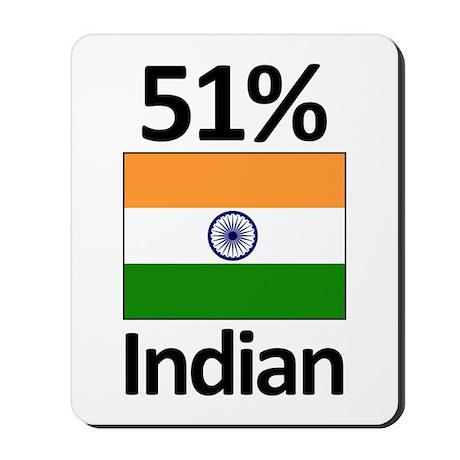 51% Indian Mousepad