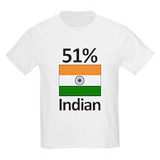 51% Indian T-Shirt