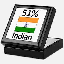 51% Indian Keepsake Box