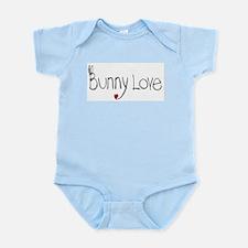 Bunny Love Infant Creeper