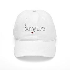 Bunny Love Baseball Cap