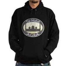 Taj Mahal India Hoody