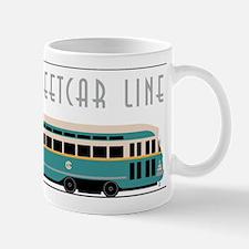 Kenosha Streetcar Mug