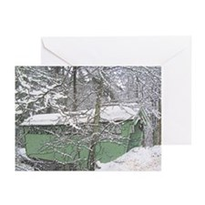 Winter Bridge Christmas Cards (Pk of 20)