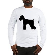Silhouette #4 Long Sleeve T-Shirt