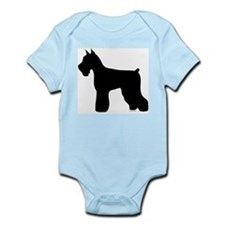 Silhouette #4 Infant Creeper