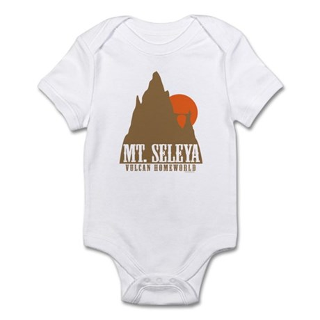 Mount Seleya Infant Bodysuit