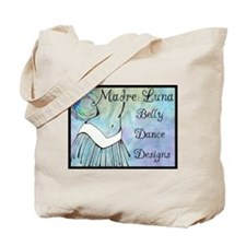 Madre Luna Belly Dance Designs Tote Bag