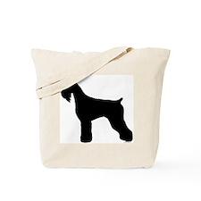 Silhouette #5 Tote Bag