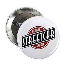 "Kenosha Streetcar 2.25"" Button"