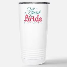 Aunt of the Bride Travel Mug