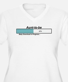 Download Aunt to Be T-Shirt