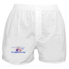 Fairy Dogmother Rescue & Reha Boxer Shorts