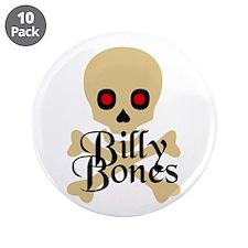 """Billy Bones 3.5"""" Button (10 pack)"""