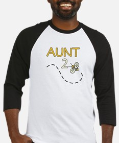 Aunt to Be (bee) Baseball Jersey