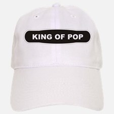 KING OF POP Baseball Baseball Cap