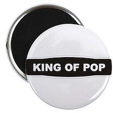 """KING OF POP 2.25"""" Magnet (100 pack)"""