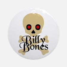 Billy Bones Ornament (Round)