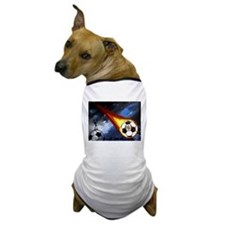 Cute Peru soccer Dog T-Shirt