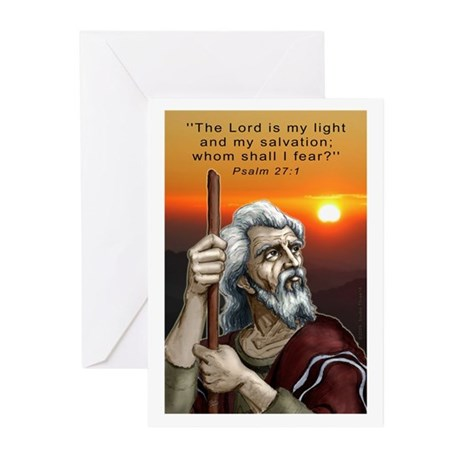 """The Patriarch"" Greeting Cards (Pk of 10)"