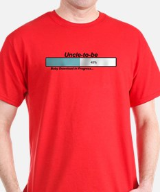 Download Uncle to Be T-Shirt