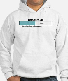 Download Uncle to Be Hoodie