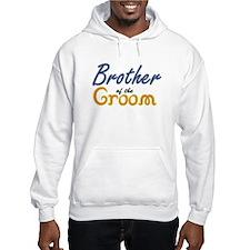 Brother of the Groom Hoodie