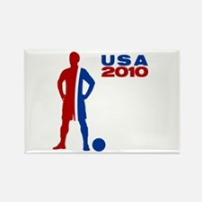 USA 2010 - Rectangle Magnet