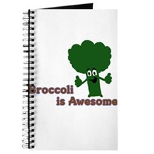 Broccoli is Awesome! Journal