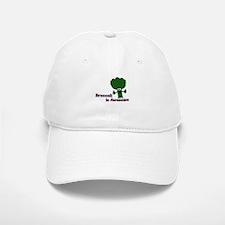 Broccoli is Awesome! Baseball Baseball Cap