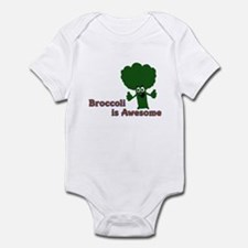 Broccoli is Awesome! Infant Bodysuit