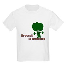 Broccoli is Awesome! T-Shirt