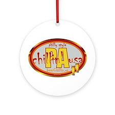 Cool Beerchillin.us Ornament (Round)