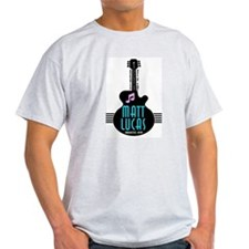 Matt Lucas - Ash Grey T-Shirt