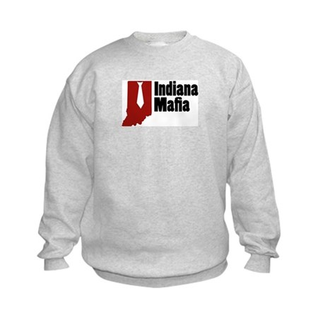Indiana Mafia Kids Sweatshirt