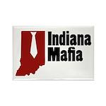 Indiana Mafia Rectangle Magnet (10 pack)