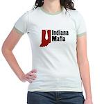 Indiana Mafia Jr. Ringer T-Shirt