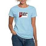 Indiana Mafia Women's Pink T-Shirt