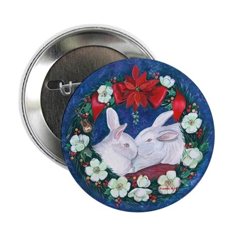 """Two Caballeros 2.25"""" Button (10 pack)"""