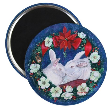 """Two Caballeros 2.25"""" Magnet (10 pack)"""