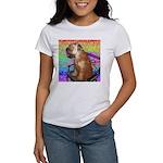 Wheaten Terrier Puppy Women's T-Shirt