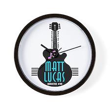 inductee: Matt Lucas - Wall Clock