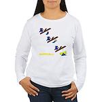 BUTTERfly Women's Long Sleeve T-Shirt