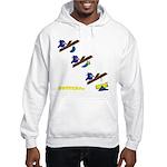 BUTTERfly Hooded Sweatshirt
