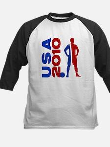 USA 2010 - Kids Baseball Jersey