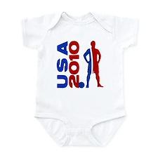 USA 2010 - Infant Bodysuit